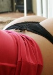 Jordan Wears A Tiny Black Thong - Picture 12